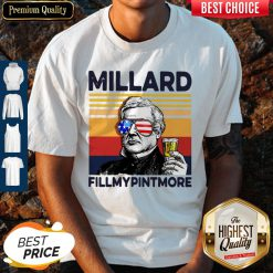 Millard Fillmypintmore Drink Drink 4th Of July Vintage Shirt
