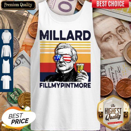 Millard Fillmypintmore Drink Drink 4th Of July Vintage Tank Top
