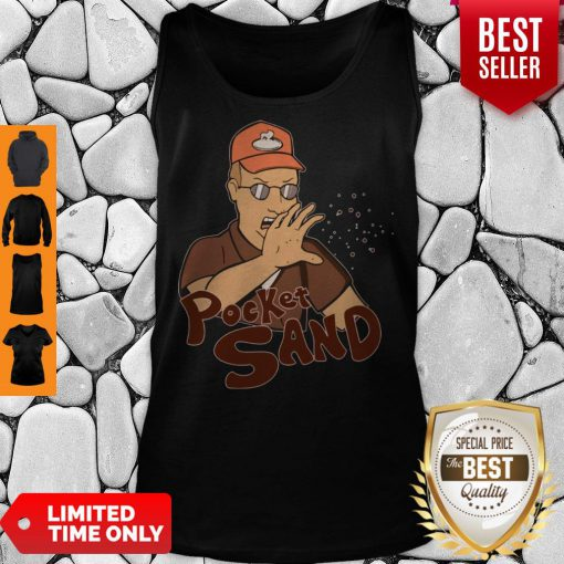 Top Pocket Sand KOTH Tank Top