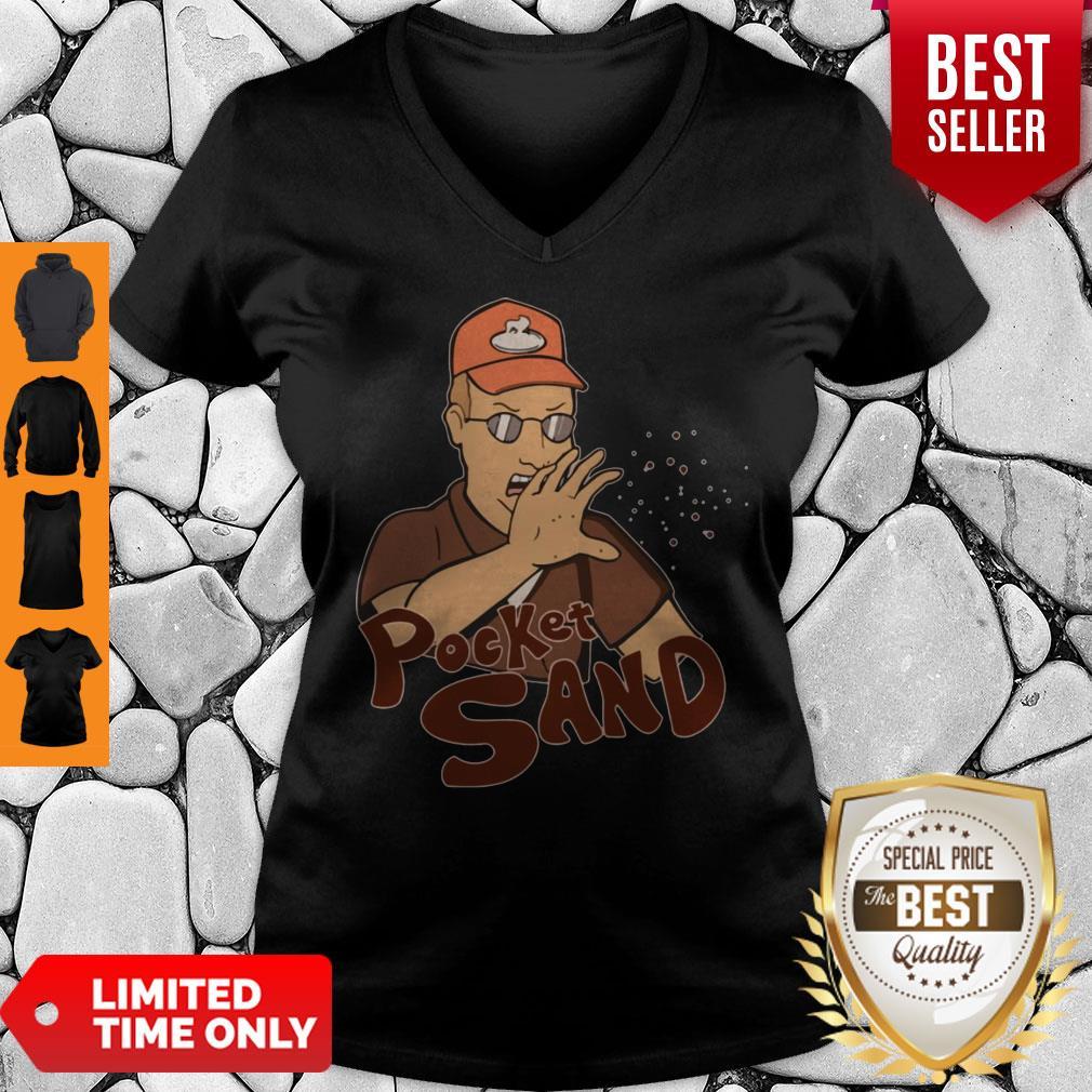 Top Pocket Sand KOTH V-neck