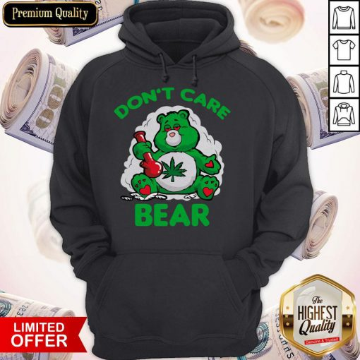 Awesome Don't Care Bear Hoodie