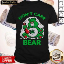 Awesome Don't Care Bear Shirt