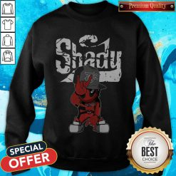 Cute Baby Deadpool Slim Shady Sweatshirt