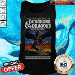 Good Expert Rulebook Dungeons & Dragons Tank Top