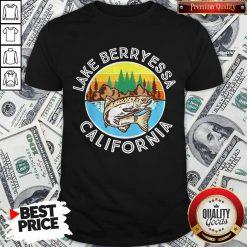 Perfect Fish Lake Berryessa California Shirt