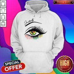 Top Eye Black Girl Magic Hoodie