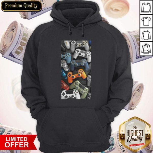 Awesome Gaming Playstation Hoodie