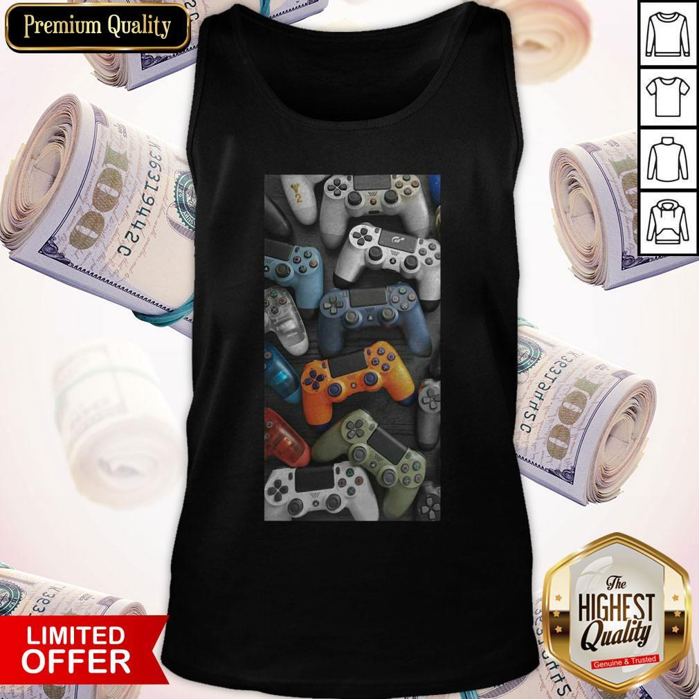 Awesome Gaming Playstation Tank Top