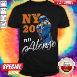 Awesome New York 20 Pete Alonso Shirt