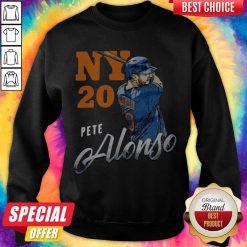 Awesome New York 20 Pete Alonso Sweatshirt