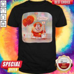Halloween Joker Mcdonalds Next Please Shirt