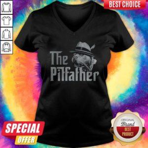 Hot The Pitfather V-neck
