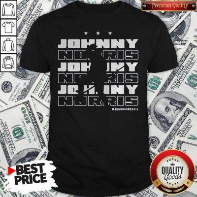 Johnny For Norris Official Washington D.C Hockey Shirt