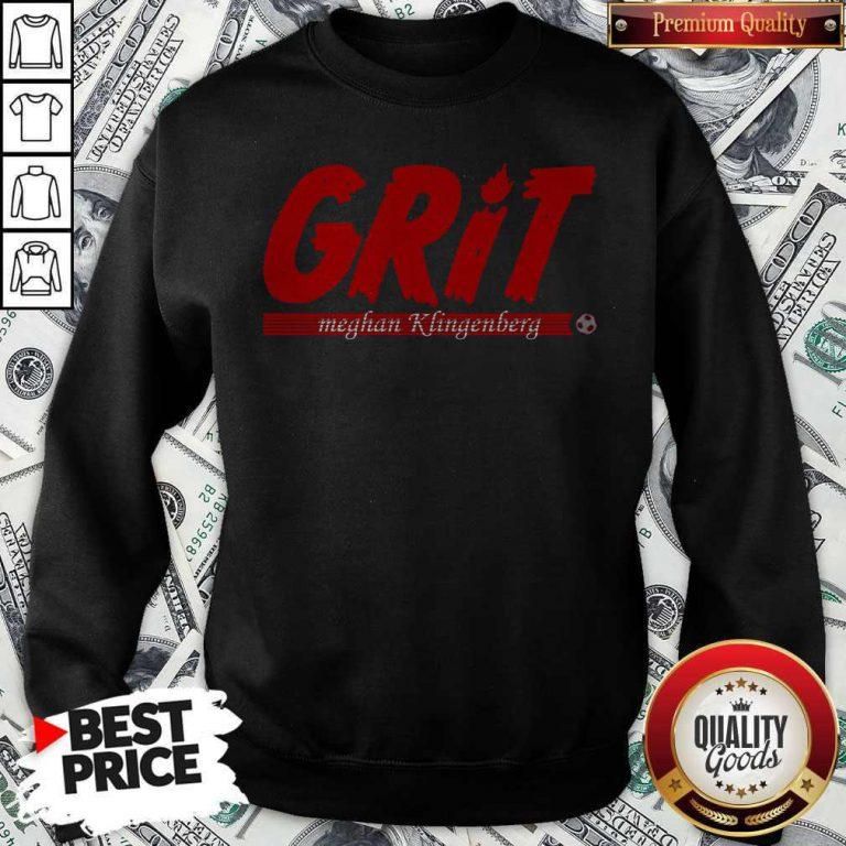 Nice Meghan Klingenberg Grit Sweatshirt