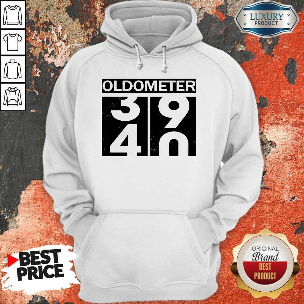 Official Oldometer 34 90 Hoodie