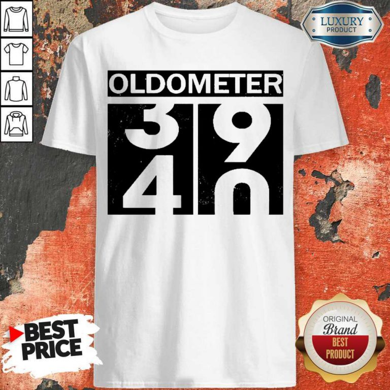 Official Oldometer 34 90 Shirt