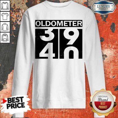 Official Oldometer 34 90 Sweatshirt