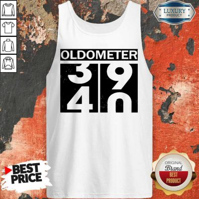 Official Oldometer 34 90 Tank Top