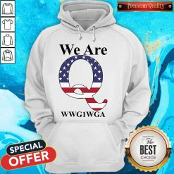 Perfect We Are Q Hoodie