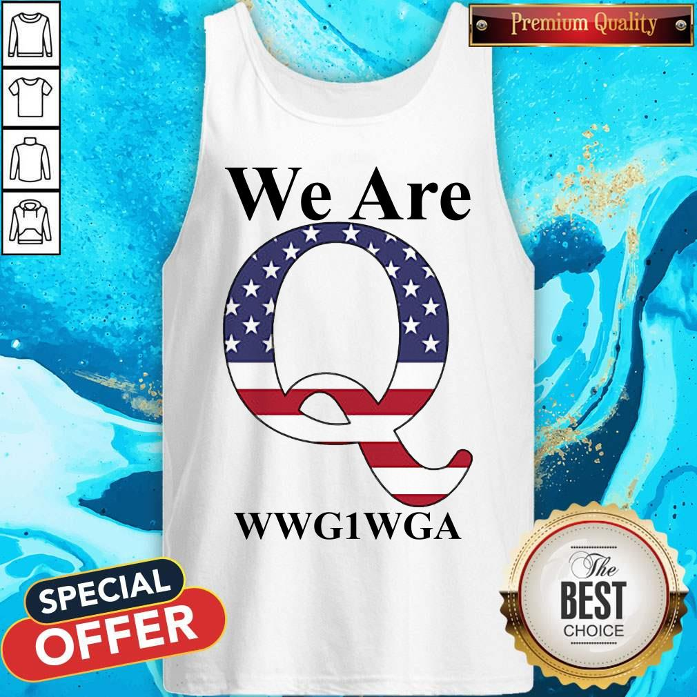 Perfect We Are Q Tank Top