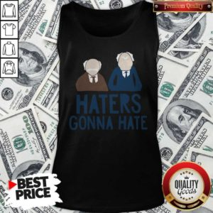Premium The Muppets Haters Gonna Hate Tank Top
