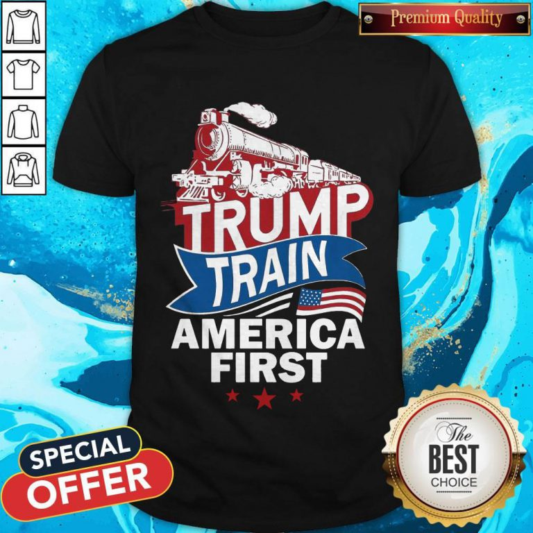 Awesome Join The Trump Train T-Shirt