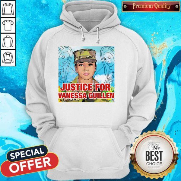 Top Justice For Vanessa Guillen Hoodie