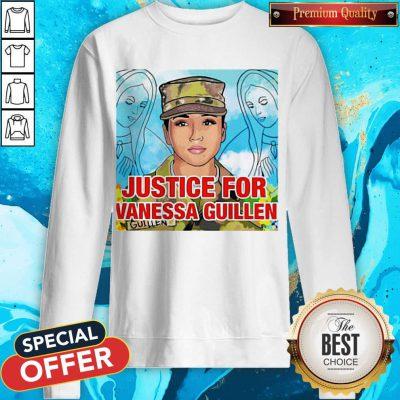 Top Justice For Vanessa Guillen Sweatshirt