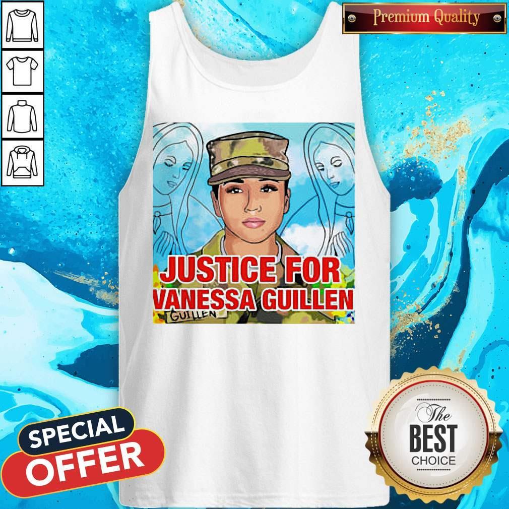 Top Justice For Vanessa Guillen Tank top