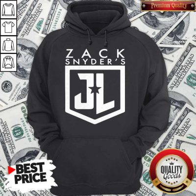 Nice Zack Snyder Justice League Hoodie