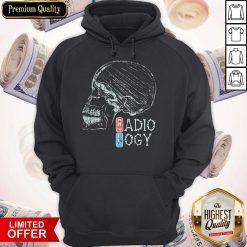Official Radiology Skull Hoodie