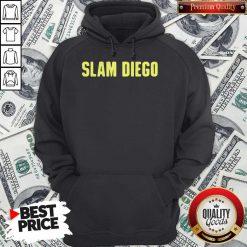 Premium Slam Diego Hoodie