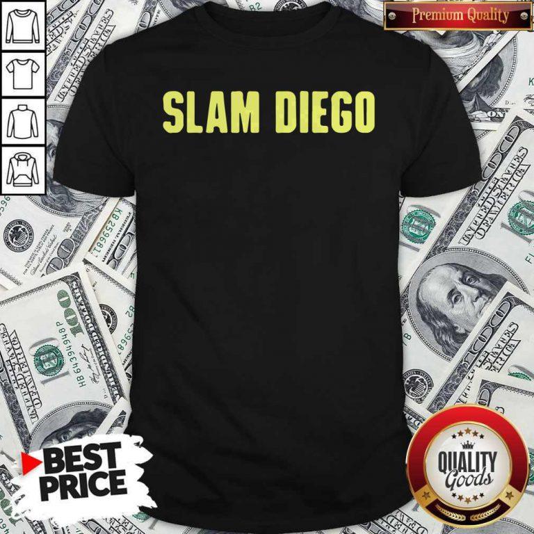 Premium Slam Diego Shirt