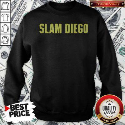 Premium Slam Diego Sweatshirt