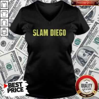 Premium Slam Diego V-neck