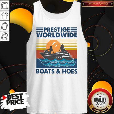 Pretty Prestige Worldwide Boats & Hoes Tank top