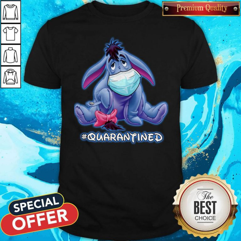 Quarantined Coronavirus Pandemic Shirt