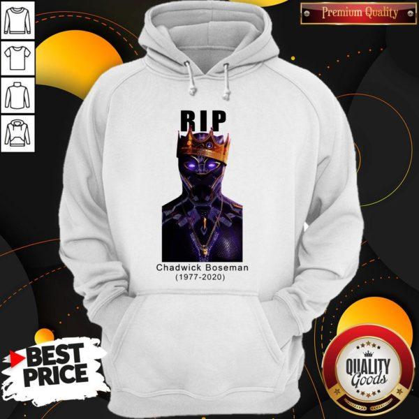 Rip Black Panther 1977 2020 Hoodie