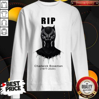 RIP Black Panther's Chadwick Boseman Sweatshirt