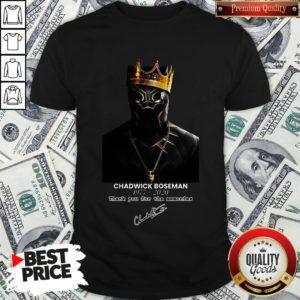 Rip Chadwick Boseman Shirt