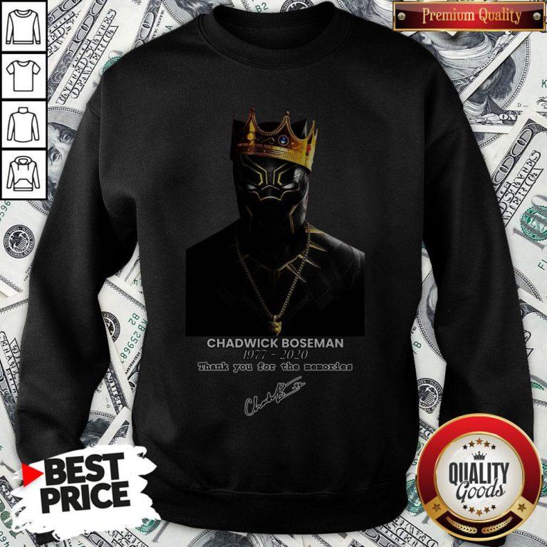 Rip Chadwick Boseman Sweatshirt