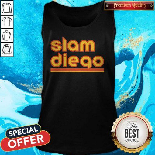 Slam Diego Tank-top