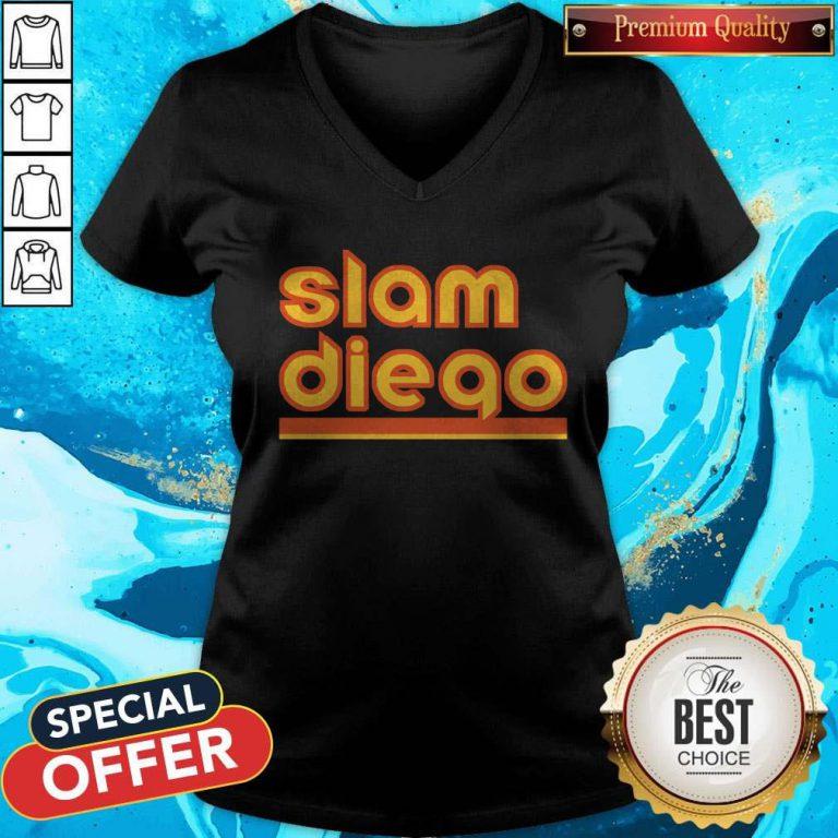 Slam Diego V-neck