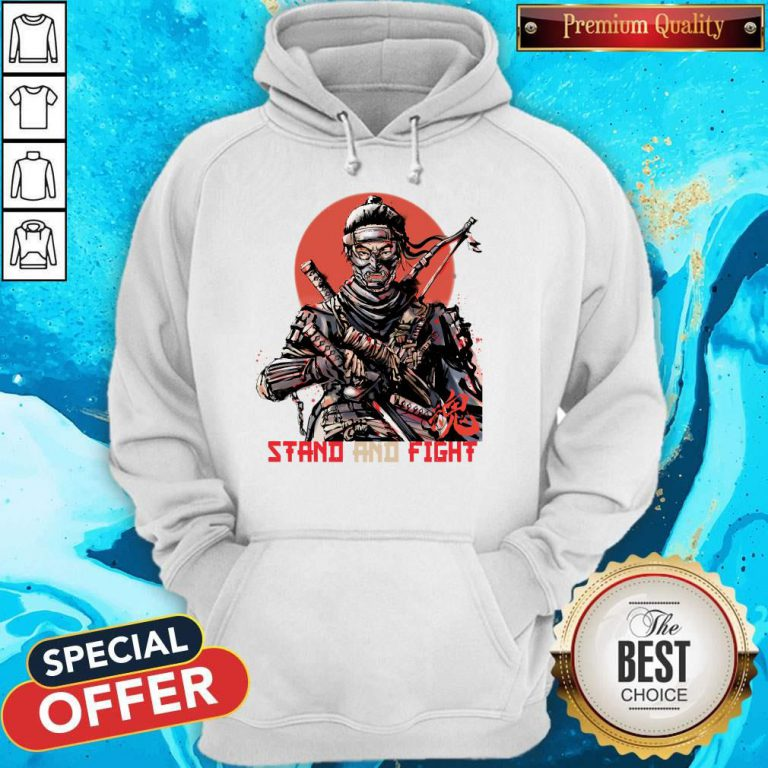 Stand And Fight Hoodie
