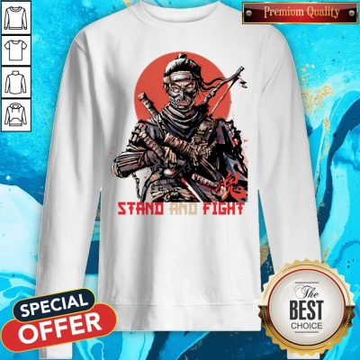 Stand And Fight Sweatshirt