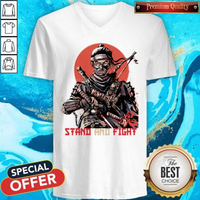 Stand And Fight V-neck