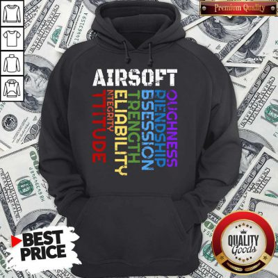 Things I Learn From Playing Airsoft Combat Hoodie