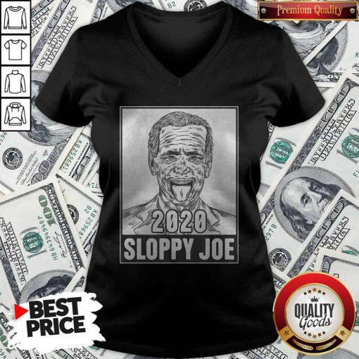Cute 2020 Sloppy Joe V-neck