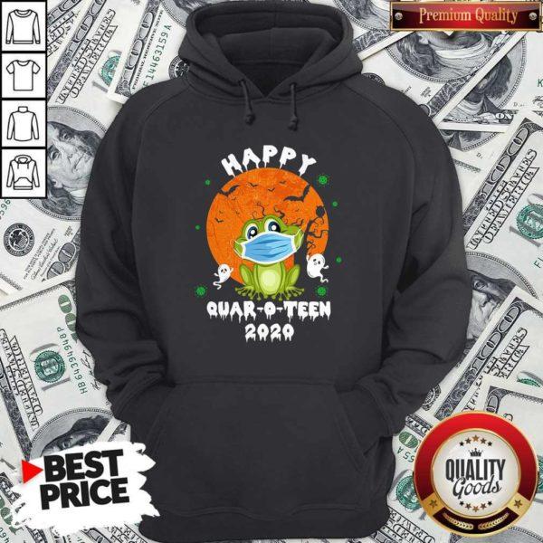 Happy Quar O Teen 2020 HoodieHappy Quar O Teen 2020 Hoodie