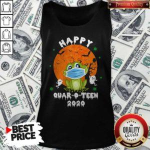 Happy Quar O Teen 2020 Tank Top